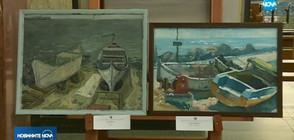 Изложба на млади творци в Съдебната палата