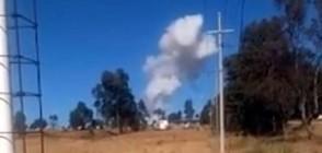 Експлозия в склад за пиротехника в Мексико, има жертви (ВИДЕО)