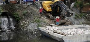 26 филипинци станаха жертва на свлачища