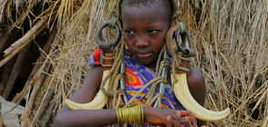 """""""Без багаж"""" при едно от най-странните племена по долината на Омо в Етиопия"""