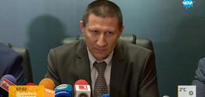 Борислав Сарафов встъпва в длъжност като директор на НСС