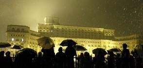 Хиляди румънци на протест срещу правосъдната реформа