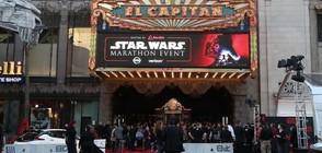 """Огромни приходи за новия филм от поредицата """"Междузвездни войни"""""""
