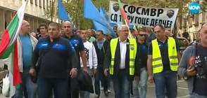 ПРЕДКОЛЕДНО: Бонуси за полицаите, но протестите остават