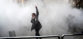 Разрастват се безредиците в Иран, има още жертви (ВИДЕО)