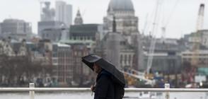 Буря остави хиляди без ток във Великобритания