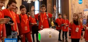 Деца дадоха старт на българското европредседателство