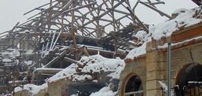 Започна мегаделото за разрушените тютюневи складове в Пловдив