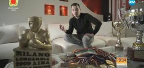 Никога не се предавай: Детелин Далаклиев след големия спорт