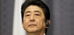 За пръв път японски премиер на визита у нас (ВИДЕО)