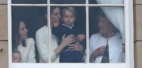 Съвременната Мери Попинз: Коя е бавачката на принц Джордж и принцеса Шарлот? (СНИМКИ)