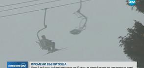 """Управляващи искат промяна на плана за управление на парк """"Витоша"""""""