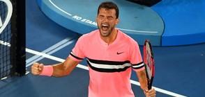 """Третият мач на Гришо от """"Australian Open"""" - в петък сутринта"""