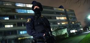 Двама ранени при нападение с нож в Стокхолм