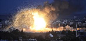Турски самолети удариха 45 цели в Африн, убити са 8 цивилни (ВИДЕО)