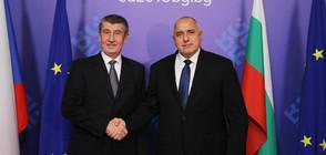 Борисов: Турция е наш съсед, трябва с преговори да решим проблема с мигрантите (ВИДЕО+СНИМКИ)