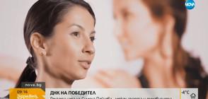 """""""Другата игра"""" на Симона Пейчева – между гимнастиката и телевизията"""