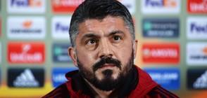 """Треньорът на """"Милан"""": Изпитваме респект към """"Лудогорец"""""""