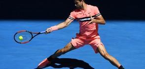 Гришо стигна до четвъртфиналите на турнира в Ротердам