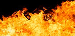Пожар избухна в голям тибетски манастир