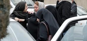 Захариева поднесе съболезнования на иранския си колега