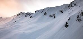 Серия от инциденти с лавини в Алпите