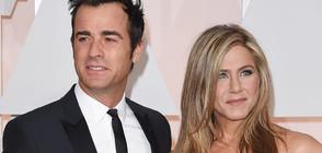 След развода: Ще запази ли Анистън годежния си пръстен за 500 000 долара? (СНИМКИ)