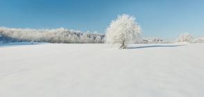 Ще има ли сняг през уикенда?