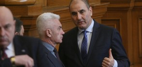 Цветанов и Сидеров: Коалицията е стабилна