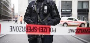 Двама убити при стрелба край гарата на Цюрих (СНИМКИ)