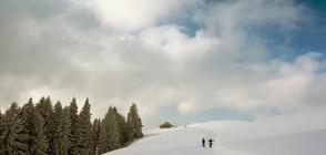 Зимни бури и студ в Европа