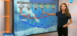 Прогноза за времето (25.02.2018 - обедна)