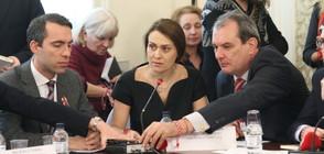 Остри реплики по време на изслушването на Гинка Върбакова (ВИДЕО)