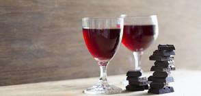 Можем да преборим вирусите с… шоколад и червено вино