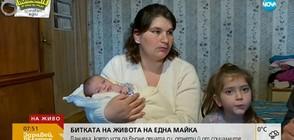 СЛЕД 2 ГОДИНИ БИТКА: Майка си върна децата, отнети от социалните (ВИДЕО)