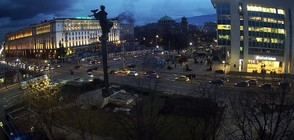 "Пожар до хотел ""Шератон"" вдигна столичната Пожарна на крак (ВИДЕО+СНИМКИ)"