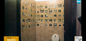 НЕСТАНДАРТНА ИДЕЯ: Преобразиха тоалетна в жилищен блок (ВИДЕО)