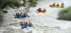 Рафтинг, парапланеризъм, катерене и музика на Outdoor & White Water Fest