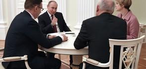 Путин след преизбирането си: Няма да има надпревара във въоръжаването