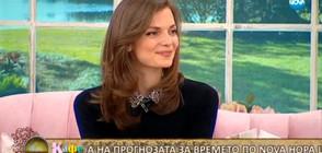 Нора Шопова: Работата в NOVA е много интересна и обогатяваща