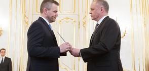 Президентът на Словакия не одобри новото правителство
