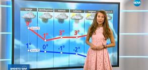 Прогноза за времето (20.03.2018 - централна)