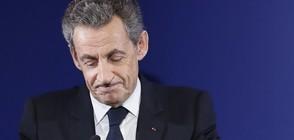 Саркози ще бъде обвинен в поне три престъпления