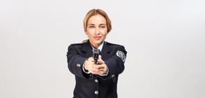 """Алекс Раева поема отдел в РПУ Запад този петък в """"Полицаите от края на града"""""""