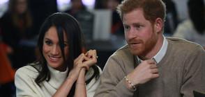 Принц Хари и Меган Маркъл са поканили 600 гости на сватбата си