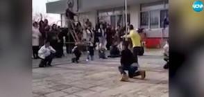 Скандални ли са кадрите с ориенталски танци в детска градина? (ВИДЕО)