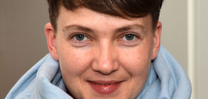 Арестуваха украинската депутатка Надя Савченко