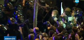 Бунт в Барселона: Хиляди на протест срещу арести на каталунски лидери
