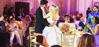Олигарх плати 2,5 млн. лири на Марая Кери за сватбата на внучката си (ВИДЕО+СНИМКИ)
