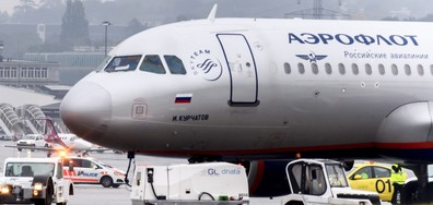 Самолет се приземи аварийно на летището в Цюрих